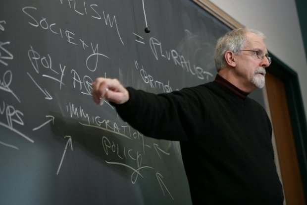 Open-Ended Question To Class Triggers TenseStandoff
