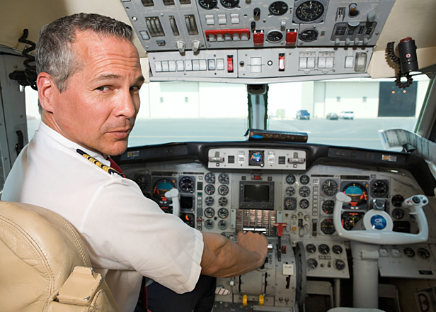Airline Captain Can't Remember That Thing He Was Supposed ToDo