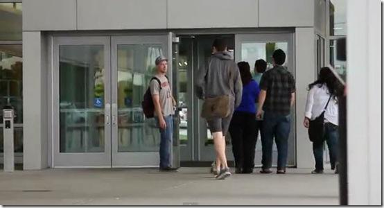 Prisoner of Politeness: Socially Awkward Man Holds Door For 2600People
