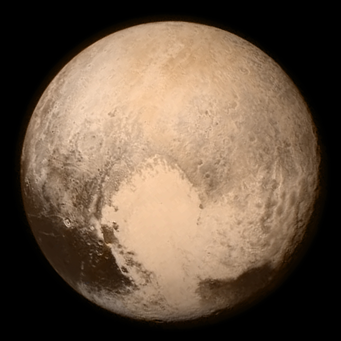 Pluto Joins Other Outraged Planets, As It Too Becomes a Victim of Earths InvasiveProbing