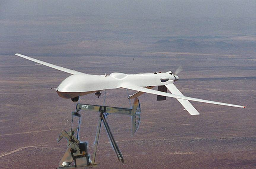New US Drone Can Destroy Targets And Drill For Oil, Ground Troops No Longer Necessary