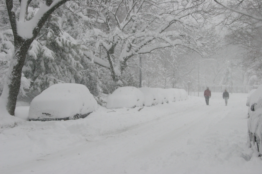 19 People Somehow Managed To Die In East Coast Blizzard