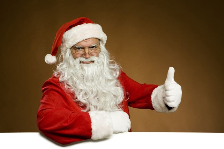 Study Shows 90% Of Santa's Presents Went To The Top 1% Again This Year