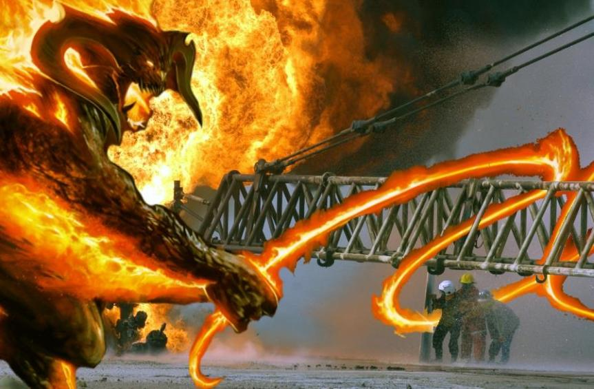 Oil Prices Rise 6% After Alberta Oil Workers Accidentally Unleash Balrog