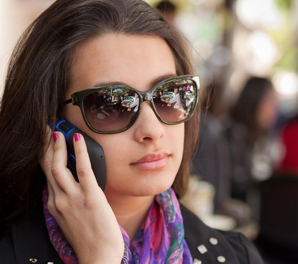 Woman's Classical Music Ringtone Reflects Her Deep Appreciation For TheGenre