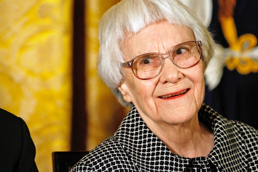 Reminder: Your Paper On Harper Lee's Obituary Is Due On Monday