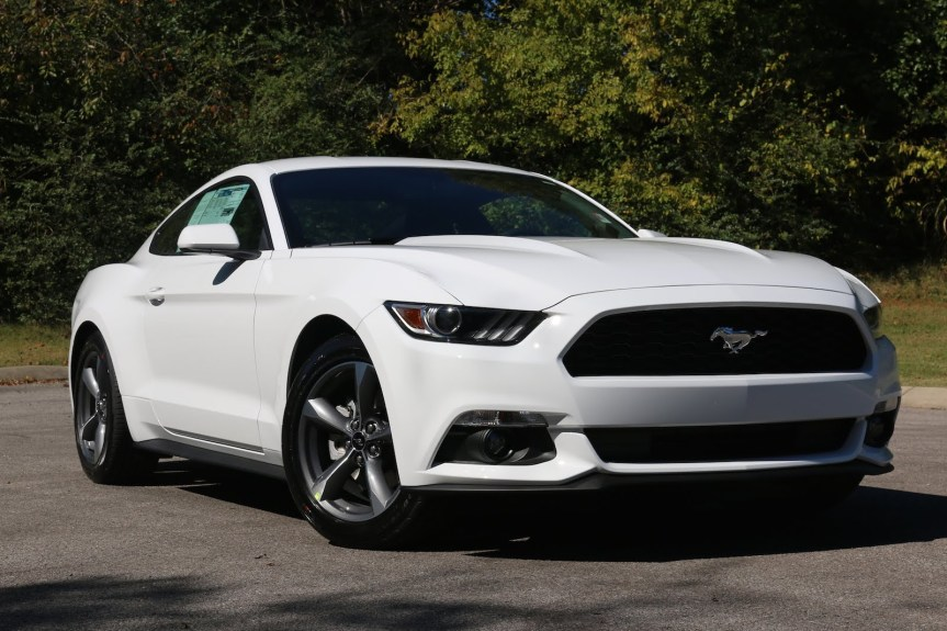 Outrage Over New Law Requiring Drivers Of White Mustangs To Prove They Were Born As Women